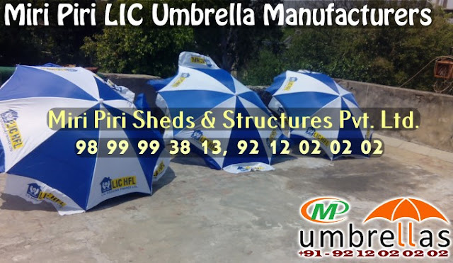 LIC Umbrellas Manufacturers, LIC Umbrellas, Umbrellas Manufacturers in Delhi, India