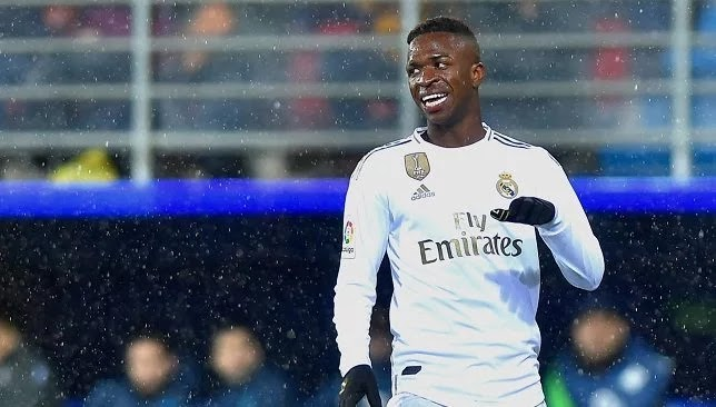Negative message from Zidane to his players after Gareth Bell recalled and Vinicius excluded