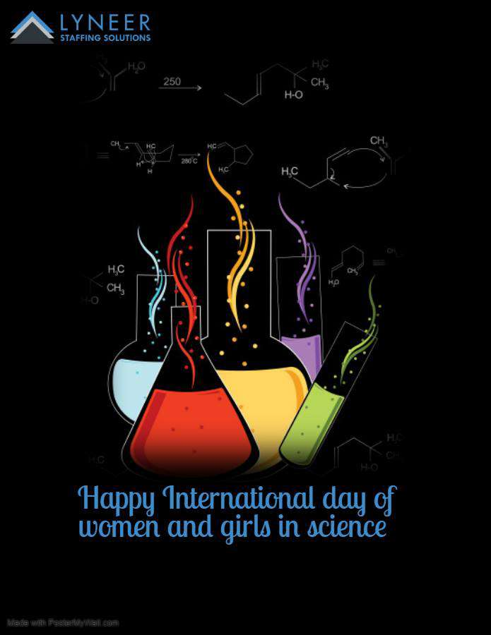 International Day of Women and Girls in Science Wishes Photos