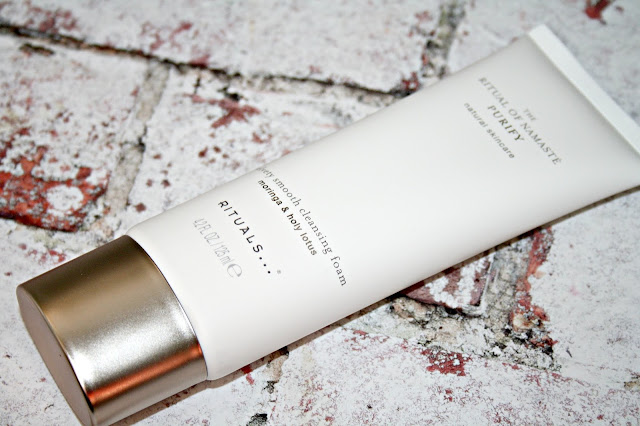 THE RITUAL OF NAMASTÉ GENTLE CLEANSING FOAM TUBE