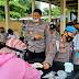 Jelang Puncak Pilkada, Polres Dompu Gelar Rapid Test untuk Personel
