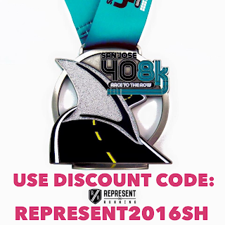 Represent Running Run The Bay Discount Code