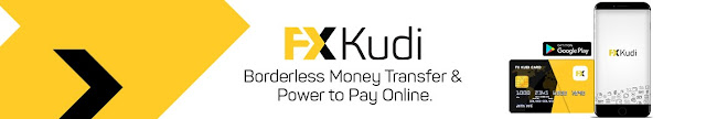 FXKudi Card Online Money Transfer and Payment
