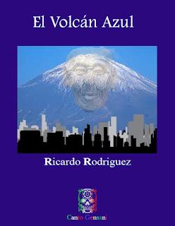 El Volcán Azul