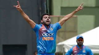 West Indies vs India 3rd T20I 2019 Highlights