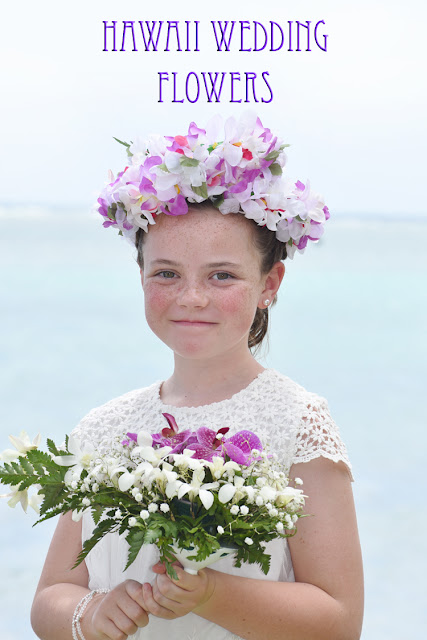 Bouquets and Flower Leis