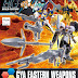 HGBC 1/144 Gya Eastern Weapon Set - Release Info