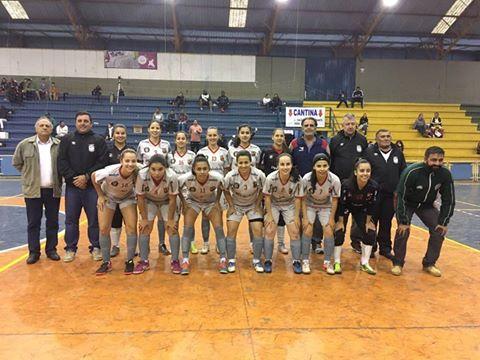 Equipe feminina Pinhal Futsal vence Rio Claro por 7x1 e garante título de Campeão dos Jogos Regionais 2017