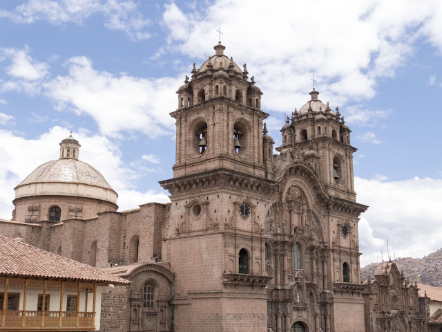 3 Days in Cusco: Templo de la Compañía de Jesús in Cusco