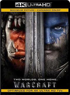 Warcraft (2016) 2160p 4k UHD HDR Latino [GoogleDrive] SilvestreHD