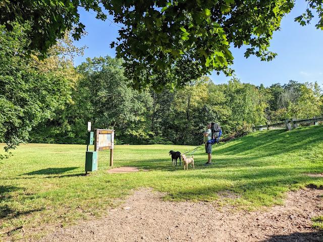 Dog-Friendly Wadsworth Falls State Park