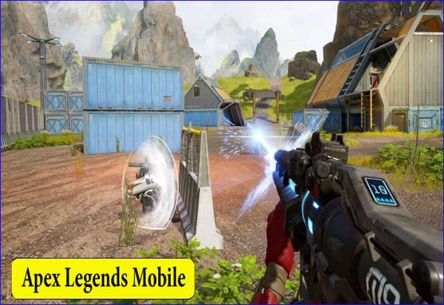 لعبة Apex Legends Mobile