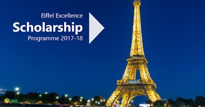 Eiffel excellence scholarship programme