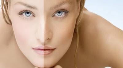Cara memutihkan kulit secara cepat dan alami