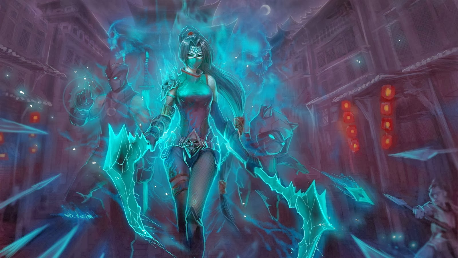League Of Legends Wallpaper And Cover Photos Blog League Of
