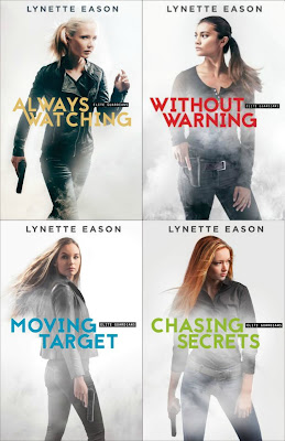 Reviewing the Elite Guardians series by Lynette Eason