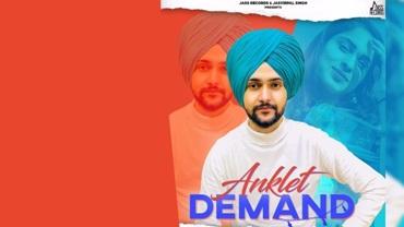Anklet Demand Lyrics - Kaka Ghumman