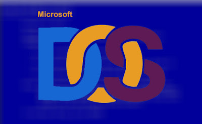 What is MS DOS in hindi?