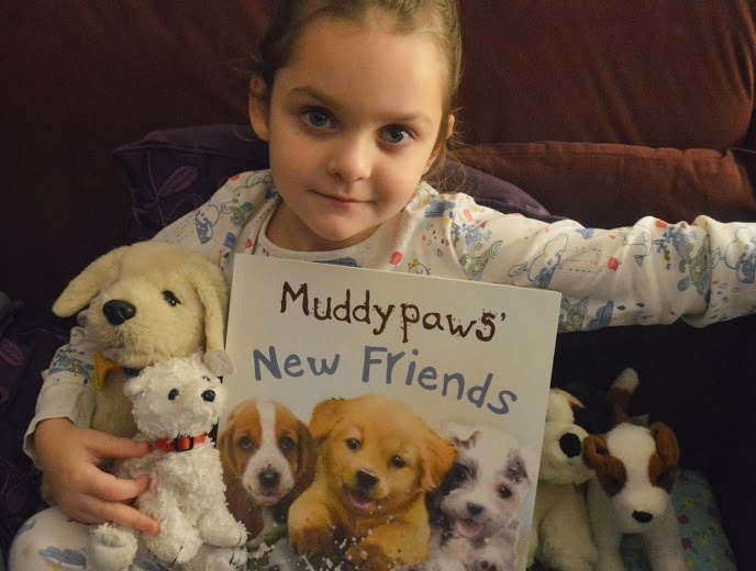 , Muddypaws' New Friends Book Review