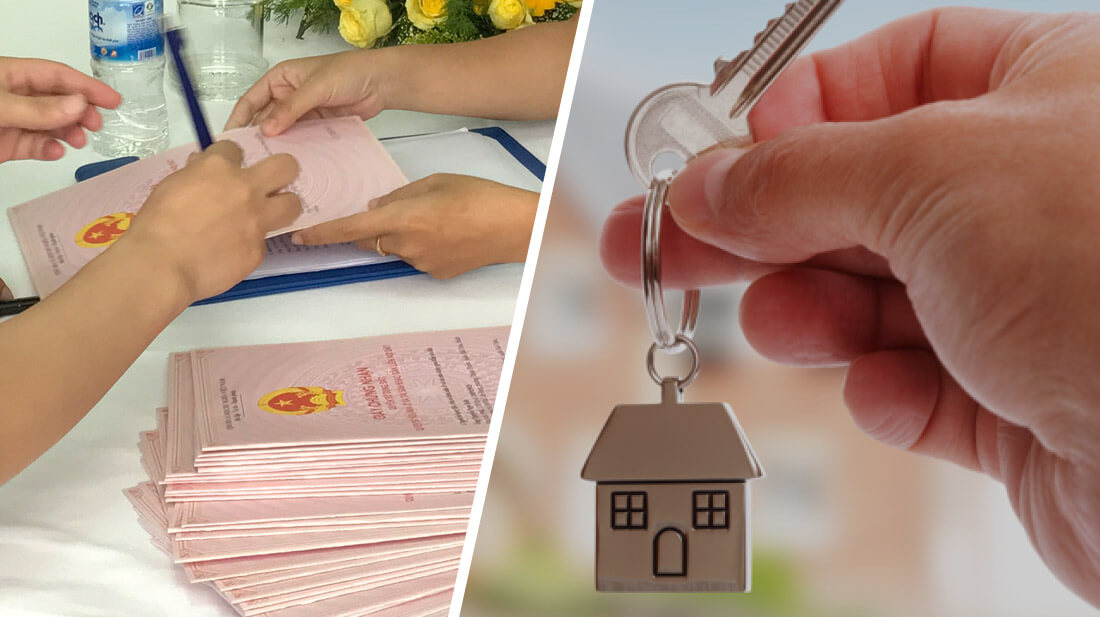 Những hồ sơ cần chuẩn bị để làm thủ tục cấp sổ hồng cho căn hộ chung cư