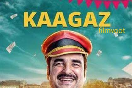 Kaagaz (2021) full movie download in hindi