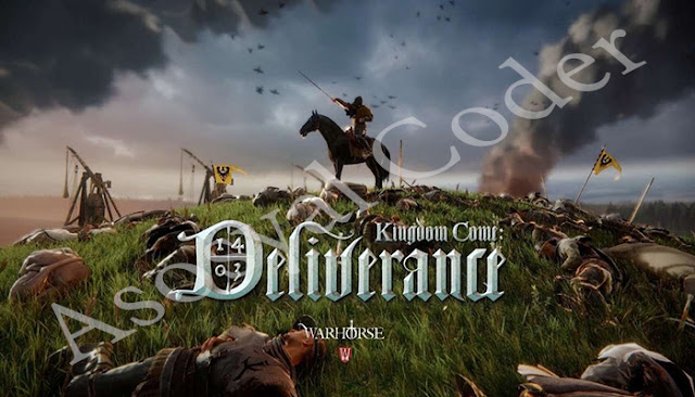 kingdomcome, kingdom, come, deliverance, kingdom come: deliverance