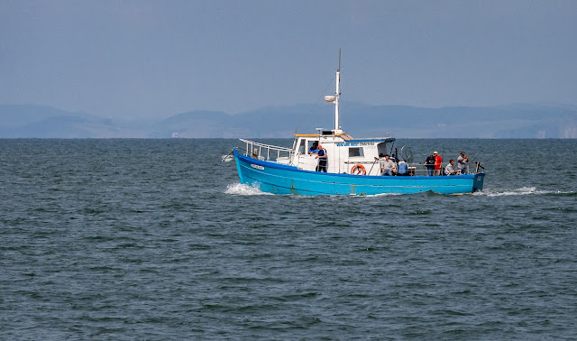 Photo of charter fishing boat Venture West on the Solway Firth