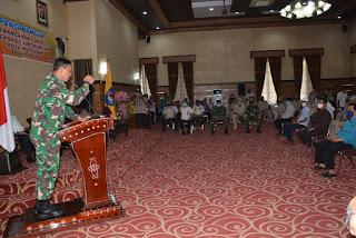 Kata Danrem 162/WB Soal Penanganan Covid-19 Berbasis Lingkungan Kota Mataram