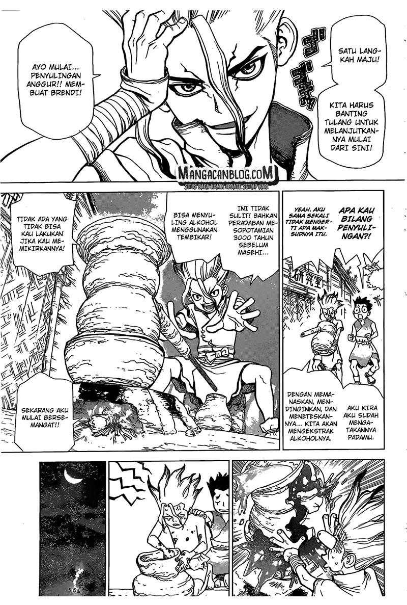 Dilarang COPAS - situs resmi www.mangacanblog.com - Komik dr stone 002 - fantasi vs sains 3 Indonesia dr stone 002 - fantasi vs sains Terbaru 15 Baca Manga Komik Indonesia Mangacan