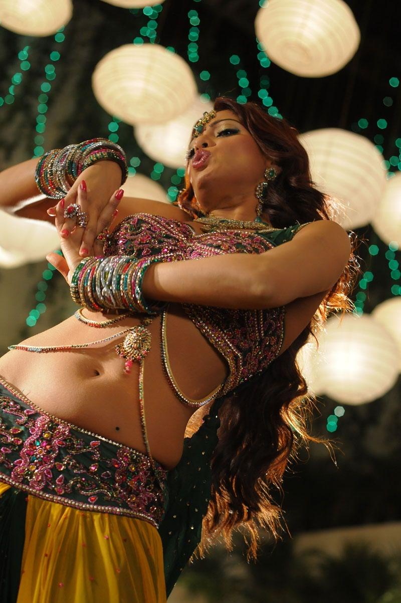 Udaya bhanu in Ghagara Choli