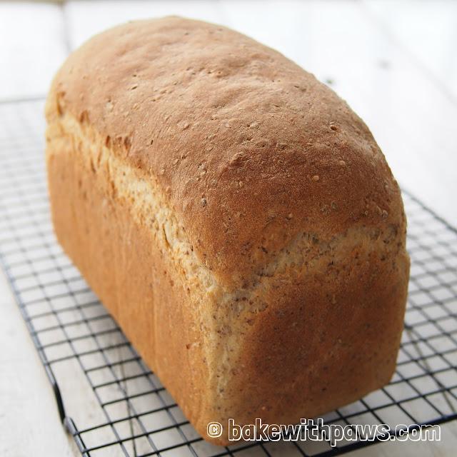 Spelt Multigrain Bread