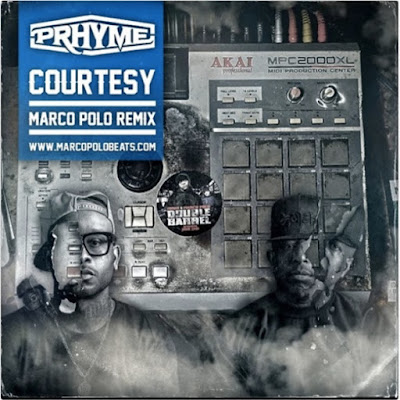 PRhyme - Courtesy (Marco Polo Remix) (Single) [2015]