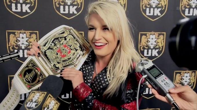 Replay: WWE NXT UK 12/06/2019