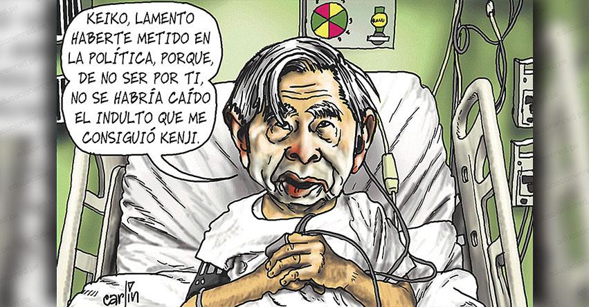 Carlincaturas Martes 6 Noviembre 2018 - La República
