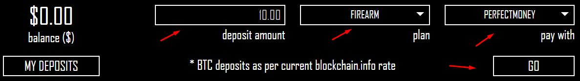 Регистрация в FireMarket 3