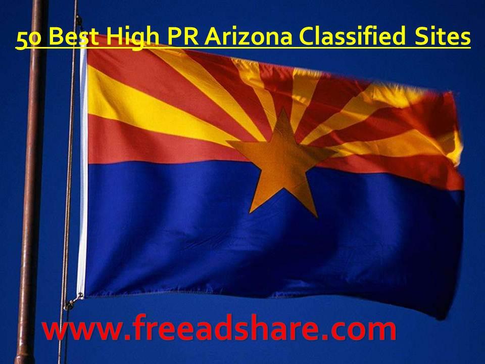 List of Best 50+ Arizona Classifieds Sites | Online Post Free