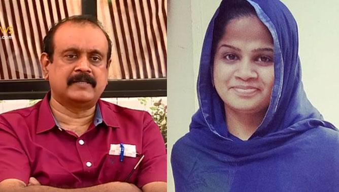 Where was Shimna Aziz during the anti-vaccine campaign? He replied that he was taking an example in public,www.thekeralatimes.com