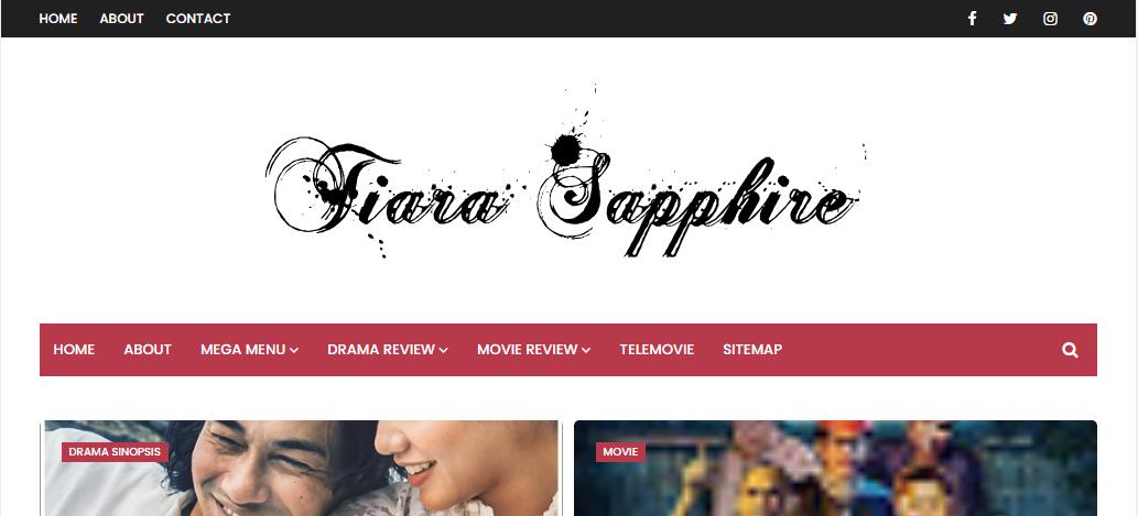 Review Blog #3 Tiara Sapphire | www.tiarasaphire.com