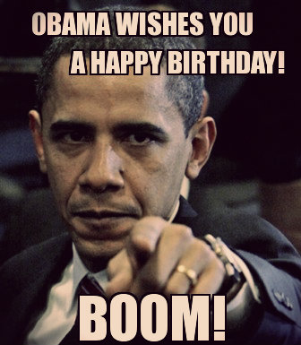 birthday meme obama