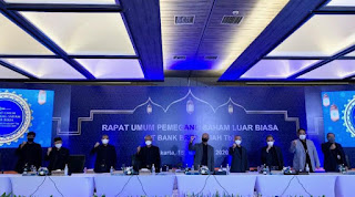 Pemegang Saham PT Bank BRI Syariah Tbk (BRIS) Tahun 2021