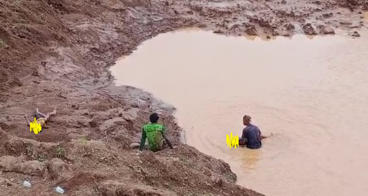 Galian C Si Ali-ali Surajaya Pemalang Telan Korban, 2 Pelajar SD Ditemukan Tenggelam