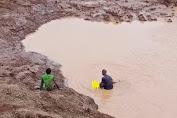 Galian C Si Ali-ali Surajaya Pemalang Telan Korban, 2 Pelajar SD Ditemukan Tewas Tenggelam