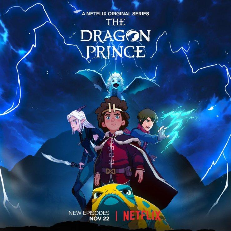 Hoàng Tử Rồng -The Dragon Prince