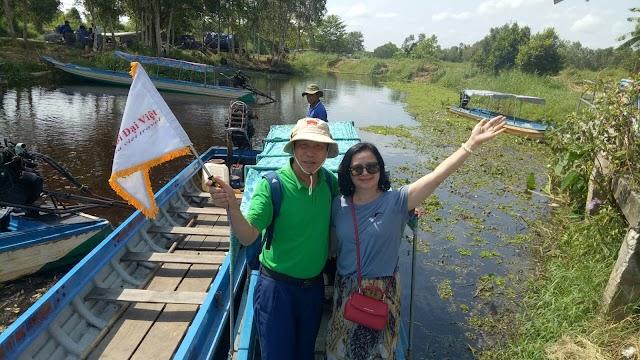 Vườn Quốc Gia U Minh Thượng Miệt Thứ