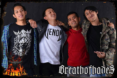 Breath Of Hades akan menghajar gigs Rebelcamp 2017