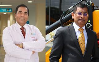 जेसीबी इंडिया ने कोविड-19 के खिलाफ लड़ाई के लिए एशियन इंस्टिट्यूट ऑफ मेडिकल साइंसेज के साथ साझेदारी