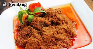 Rendang merupakan salah satu makanan khas lebaran di Indonesia yang selalu ditunggu-tunggu