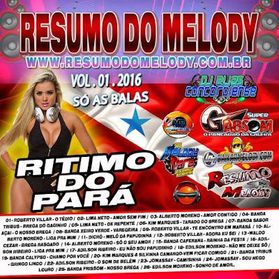 CD RITIMO DO PARÁ VOL.01
