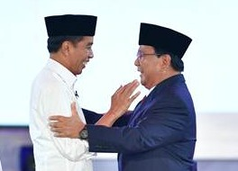 Hasil Debat Pilpres 2019, Warganet Kecewa Aksi Jokowi dan Prabowo
