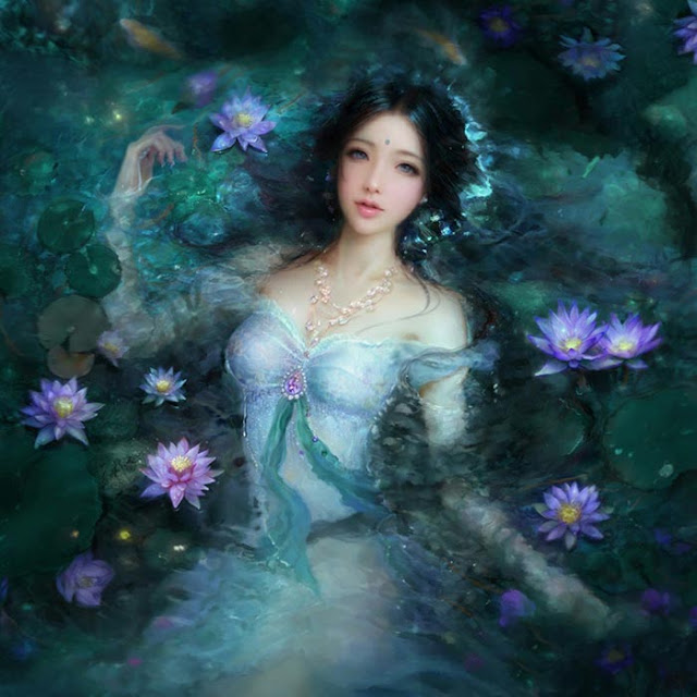 Fantasy Girl Wallpaper Engine